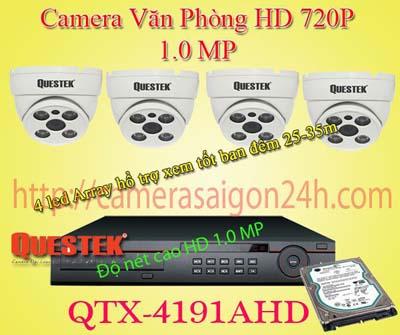 camera quan sát gia đình ban đêm,qtx-4121ahd, camera quan sat ban dem,camera hồng ngoại,camera thân kim loại