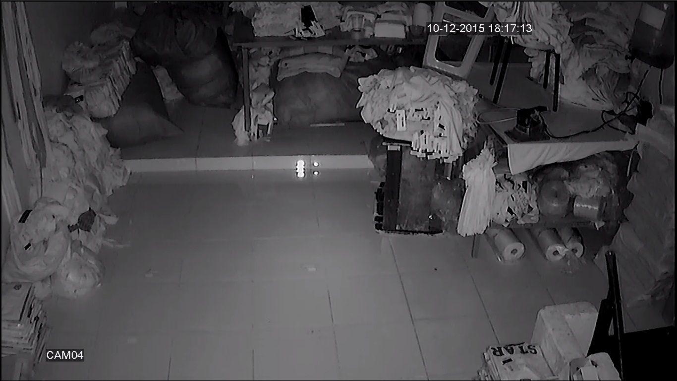 camera giám sát ban đêm rõ nét