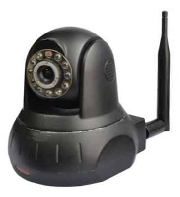 Lắp đặt camera quan sát giá rẻ Camera Không Dây Questek QTX-907CL