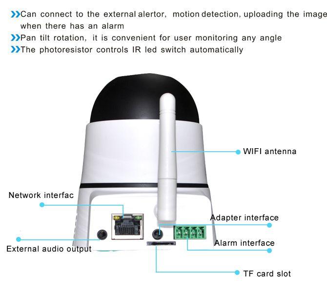 camera quan sát không dây NIP-22L2J
