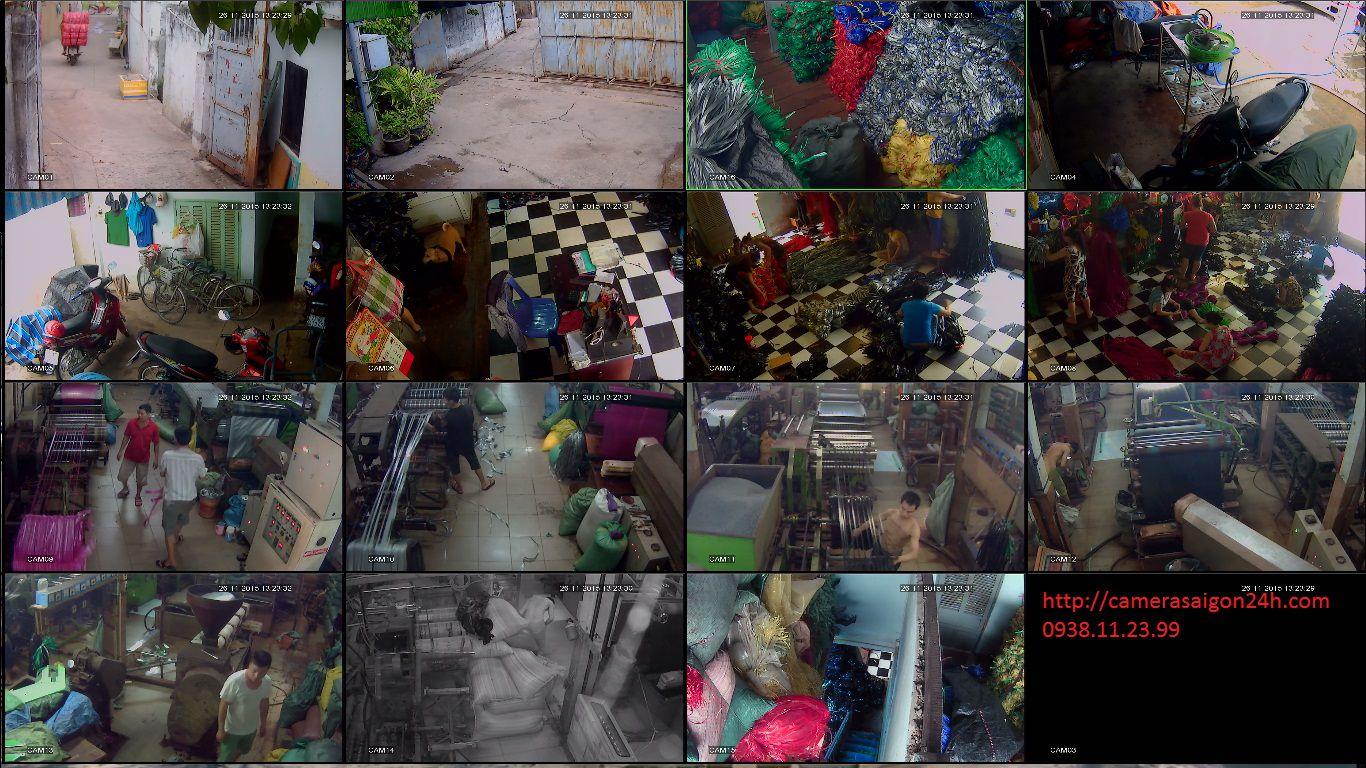 lắp camera quan sát tại quận 6
