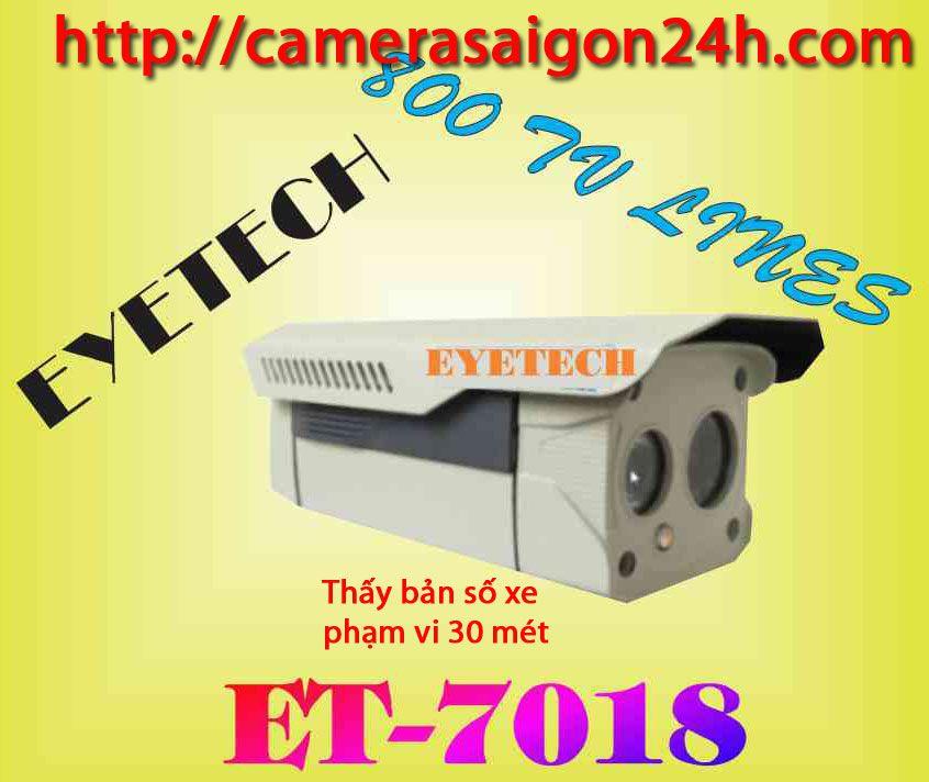vt-7018, camera eyetech 7018,camera quan sát