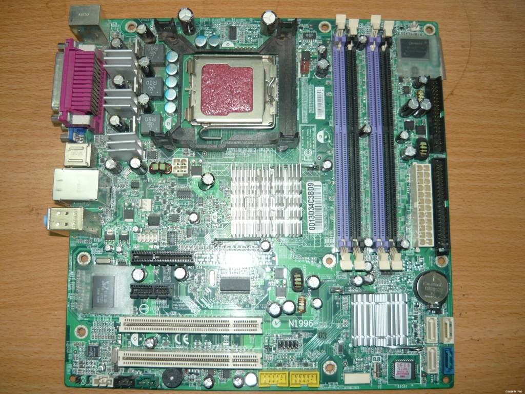 Main máy tính, main cũ, main, main pc, Mainboard