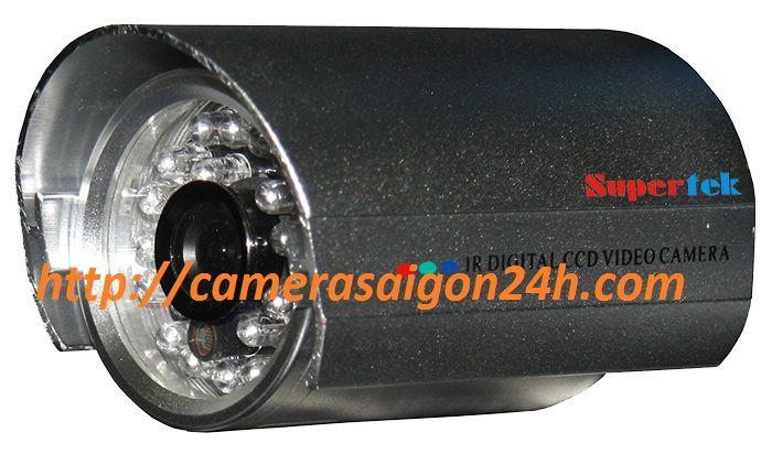 CAMERA QUAN SÁT SUPERTEK SP 207c