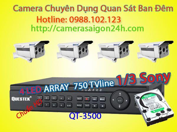 camera quan sát ban đêm, camera siêu nét questek, camera chất lượng cao,camera quan sát kho, camera quan sát Xưởng