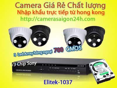 camera quan sát Elitek EDH-2004