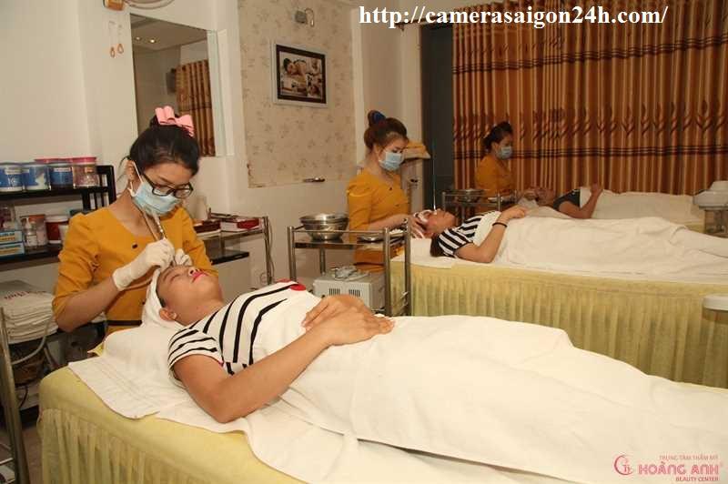 camera cho spa