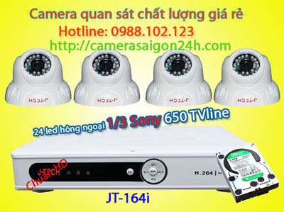 camera jtech, j-tech,camera quan sát giá rẻ chất lượng, camera giá chất lượng