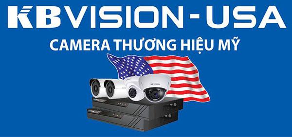 Ưu điểm của dòng camera quan sát thương hiệu Kbvision