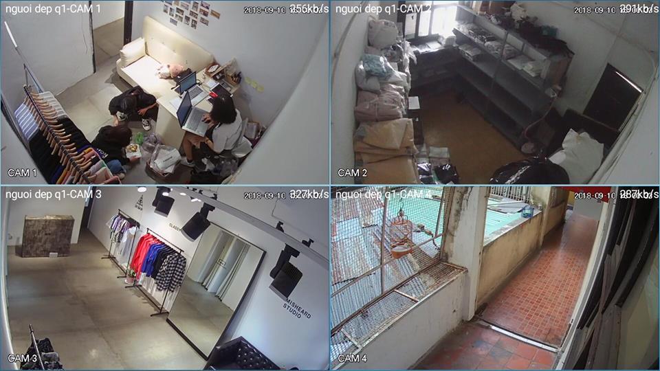 Công ty camera ở Huyện Nhà Bè giá rẻ