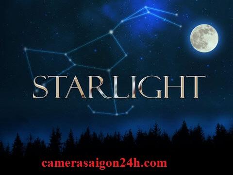 Camera giám sát công nghệ Starlight