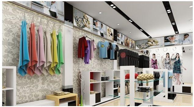 Giải pháp lắp camera quan sát cho cửa hàng thời trang