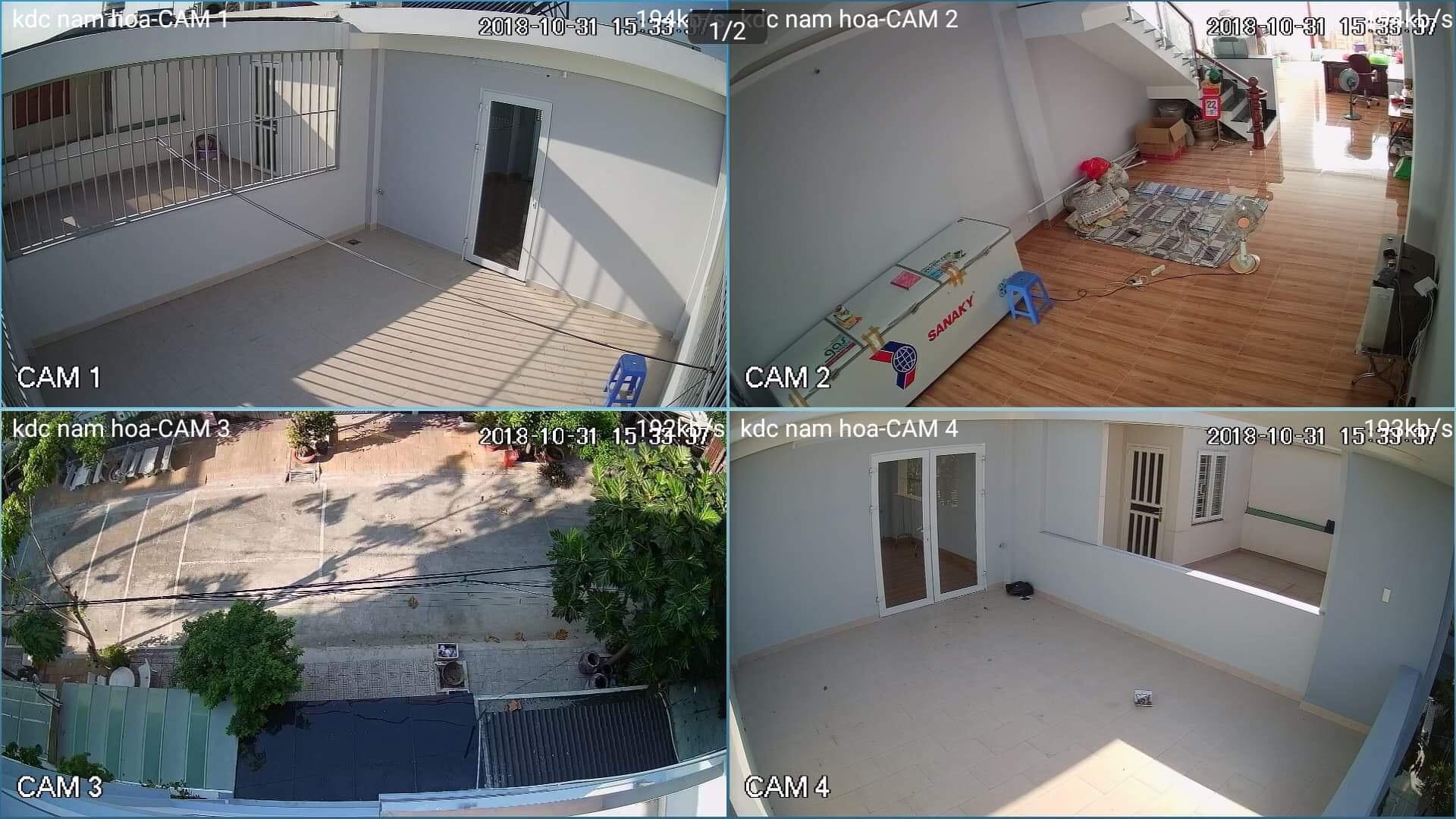 Lắp camera quận 6 giá rẻ HD chất lượng tốt