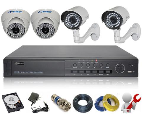 Công ty cung cấp camera giám sát giá rẻ chất lượng