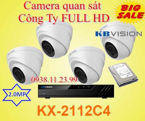 Mẫu camera giám sát lắp cho hộ gia đình