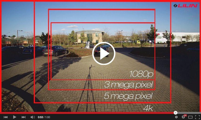 so sánh độ nét các dòng camera quan sát