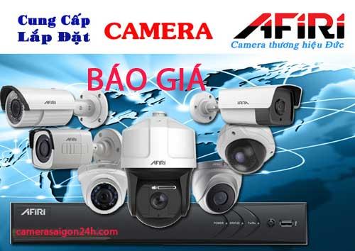 Báo giá camera AFiri Camera của đức chất lượng tốt