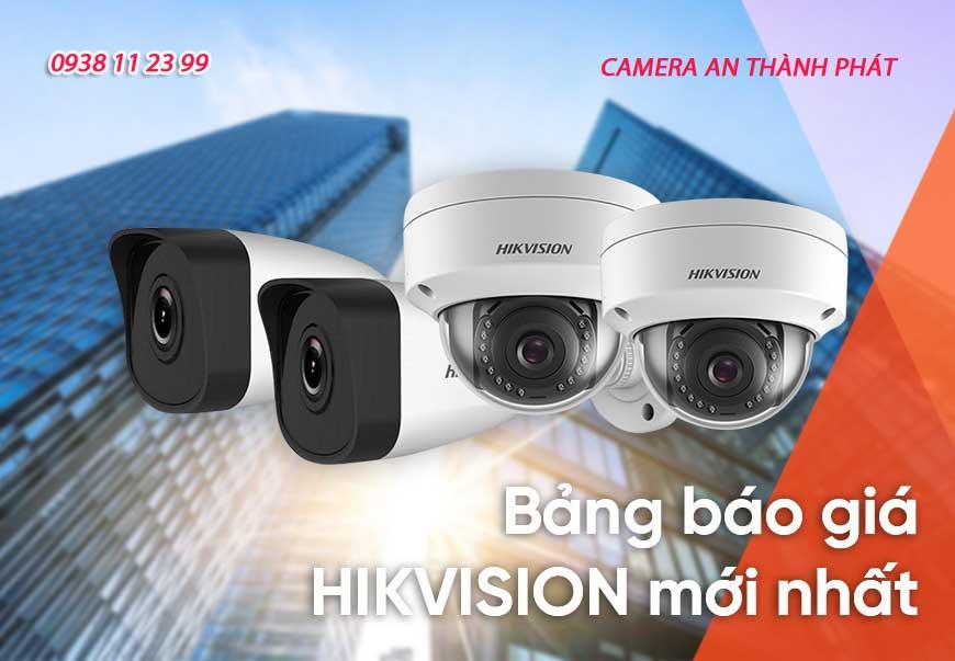 giá lắp đặt camera cửa hàng thương hiệu hikvision