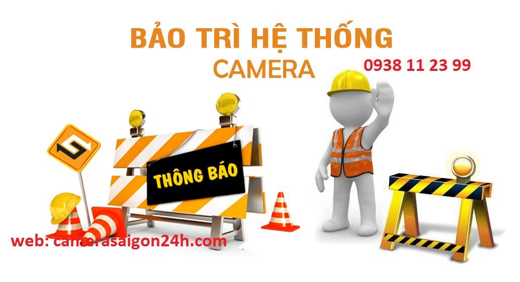 dịch vụ sửa chửa camera quan sát tại quận 2