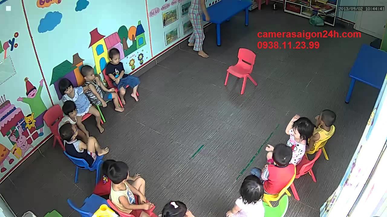 camera ip wifi dùng cho nhà trẻ
