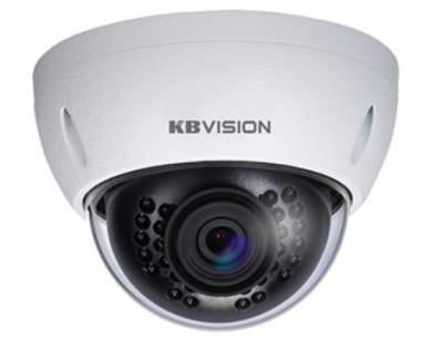 Camera IP Dome hồng ngoại 2.0 Megapixel KBVISION KX-2004MSN, KX-2004MSN, KBVISION KX-2004MS