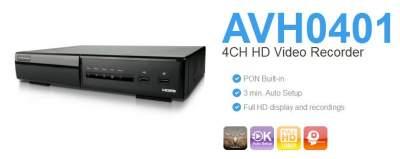 AVTECH AVH0401,AVH0401