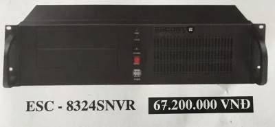 ĐẦU-GHI-ESCORT-ESC-8324SNVR, ĐẦU-GHI-ESCORT, ESCORT-ESC-8324SNVR, ESC-8324SNVR, 8324SNVR