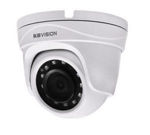 lắp camera quan sát dome hồng ngoại giá rẻ KBVISION kx-2011N2