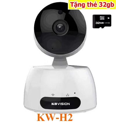 Lắp đặt camera Lắp Đặt Camera IP WIFI KW-H2