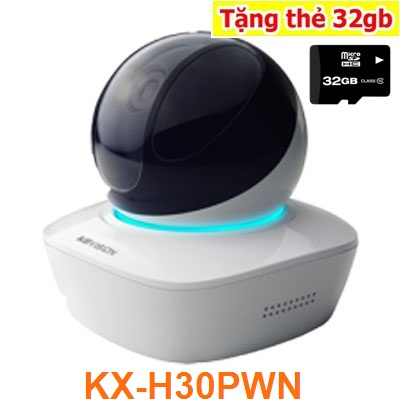 Camera IP WIFI KBVISION KX-H30PWN , Camera IP WIFI KX-H30PWN , Camera KX-H30PWN, Camera H30PWN , KX-H30PWN ,H30PWN