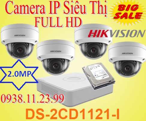 Lắp đặt camera tân phú Lắp camera quan sát IP Siêu Thị FULL HD