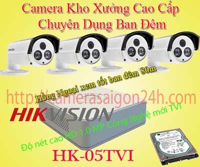 camera quan sát kho xưởng,camera quan sát kho,DS-2CE16C2T-IT5,hikvison DS-2CE16C2T-IT5