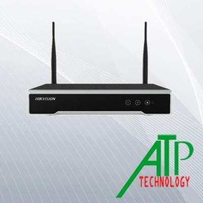 Đầu ghi hình 4 kênh WIFI HIKVISION DS-7104NI-K1/W/M,HIKVISION DS-7104NI-K1/W/M,DS-7104NI-K1/W/M,  Đầu ghi hình 4 kênh DS-7104NI-K1/W/M, Đầu ghi hình HIKVISION DS-7104NI-K1/W/M