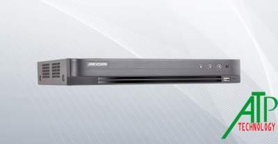 Đầu ghi hình 8 kênh HIKVISION DS-7208HUHI-K1/UHK Là dòng đầu ghi camera quan sát có hỗ trợ camera độ phẩn giải 5.0 Megapixel,Sản phẩm có hỗ trợ 1 ổ cứng lên tới 6TB ,