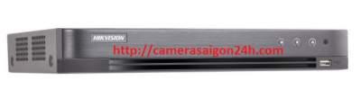 Đầu ghi hình 16 kênh HIKVISION DS-7216HUHI-K2/ALARM là dòng đầu ghi 5 in 1 có hỗ trợ báo động. Hỗ trợ các dòng camera quan sát HDTVI/AHD/Analog/CVI/IP .