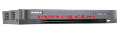 Đầu ghi hình 8 kênh HIKVISION DS-7108HUHI-K1/ALARM là dòng đầu ghi 5 in 1 có hỗ trợ báo động. Hỗ trợ các dòng camera quan sát HDTVI/AHD/Analog/CVI/IP .