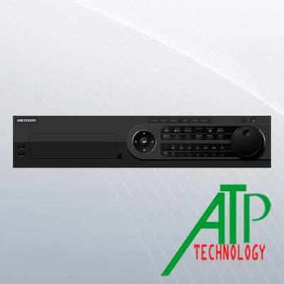 Đầu ghi hình 24 kênh HIKVISION DS-8124HQHI-K8 Là dòng đầu ghi 16 kênh hỗ trợ camera AHD/CVI/VTI/Analog/IP . Hỗ trợ dộ phân giải tối ta cho camera 4.0MP .