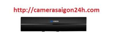 Đầu ghi hình 4 kênh Poe KBVISION KX-8104PN2 là dòng đầu ghi NVR 4 kênh POE (có sẵn cổng mạng cắm camera ip là chạy không cần cấu hình cam IP.