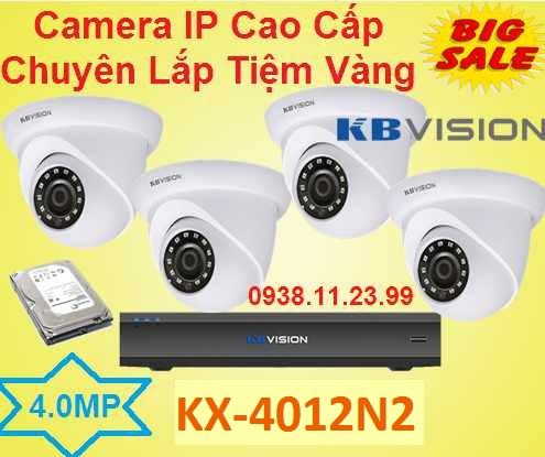 lắp camera quan sát tiêm vàng,Camera IP Cao Cấp Chuyên Lắp Tiệm Vàng , camera ip cao cấp , camera ip siêu nét , KX-4012N2 , camera IP KX-4012N2