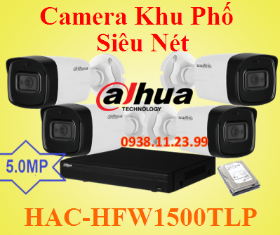 Lắp camera Khu Phố 5.0MP , Lắp camera Khu Phố , camera Khu Phố , lắp camera khu phố siêu net, láp đặt camera khu phố,HAC-HFW1500TLP , HAC-HFW1500 ,HFW1500