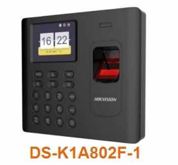 Máy chấm công DS-K1A802F-1 , DS-K1A802F-1 , K1A802F-1 , K1A802F