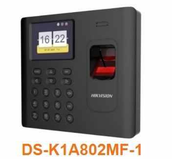 Mấy chấm công DS-K1A802MF-1 ,DS-K1A802MF-1 , K1A802MF-1 , K1A802MF