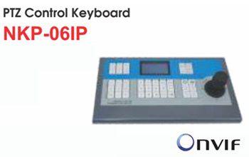 NKP-06IP,VANTECH NKP-06IP,bàn điều khiển camera , bàn điều khiển PTZ , Bàn điều khiển camera VANTECH , PTZ Control Keyboard ,