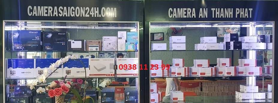 lắp camera quan sát wifi tại công ty An Thành Phát giá rẻ