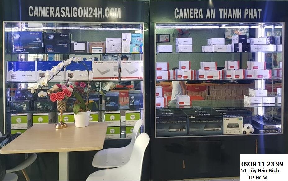 Cửa hàng camera Giá Rẻ An Thành Phát