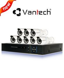 VPP-02A,Bộ Camera IP Vantech VPP-02A,camera power line