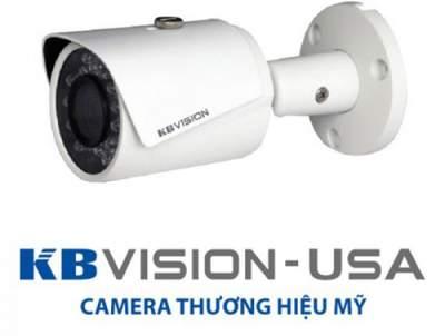 lắp camera quan sát thân hồng ngoại KBVISION KX-2011N2