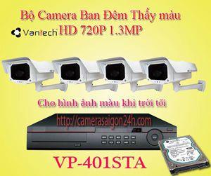 Lắp đặt camera quan sát giá rẻ Camera Quan Sát Ban Đêm Thấy Màu