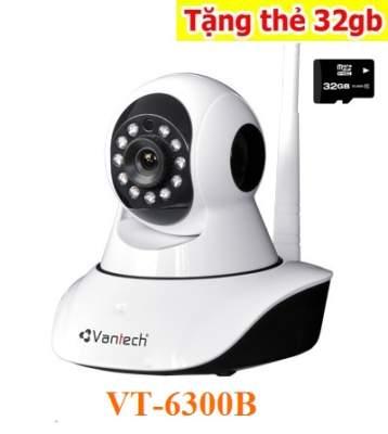 VT-6300B, 6300B , camera xoay 360 độ , camera 360