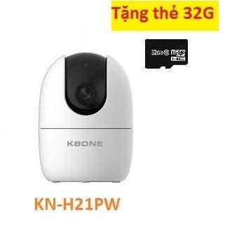 lắp đặt camera quan sát kbvision kbone xoay 360